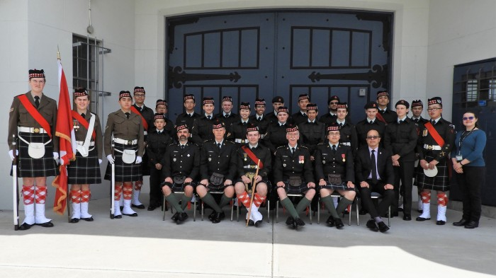 72nd Seaforth RCACC_ACR 2019